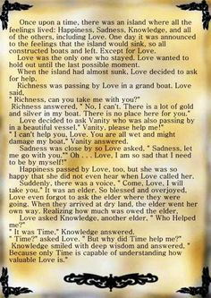 """Only Time is capable of understanding how valuable love is."" This is so beautiful. Great Quotes, Inspirational Quotes, Hard Quotes, Motivational Stories, Awesome Quotes, Moral Stories, Stories With Moral Lessons, A Course In Miracles, Cute Stories"
