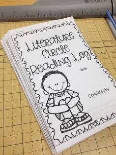 3rd Grade Pad : Hopping into the Love of Teaching Feet First!: Literature Circles