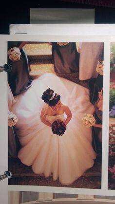 Super Cute Wedding Photo.. I love this!!