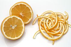 Best Candied Meyer Lemon Peel Recipe on Pinterest
