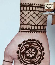 Mehndi Designs Front Hand, Henna Tattoo Designs Simple, Mehndi Designs Book, Mehndi Designs For Beginners, Mehndi Designs For Hands, Mehandi Designs For Kids, Latest Bridal Mehndi Designs, Mehndi Simple, Drawings