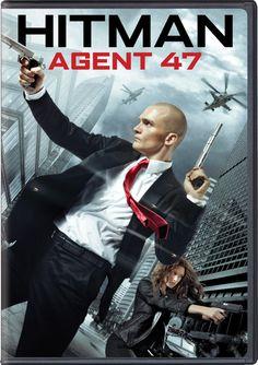 Hitman Agent 47 DVD Cover