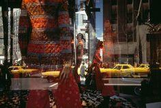 ERNST HAAS, NY 1969