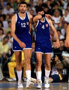 Divac & Petrovic