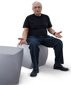 Frank Gehry. #FrankGehry #moderndesign #dwr