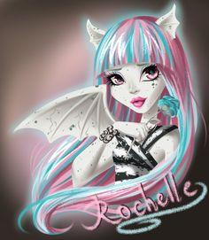Rochelle by fantazyme on DeviantArt
