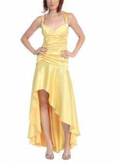 short yellow wedding dresses...love the style but not the color so much