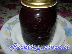 Marmellata di more - http://www.ricettegustose.it/Liquori_e_marmellate_html/Marmellata_di_more.html
