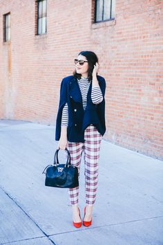 Kendi Everyday - mad for plaid