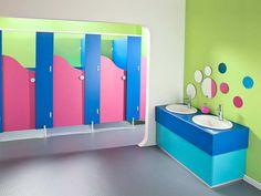 Picture Of Interior Design Ideas For Preschool Kindergarten Toilet