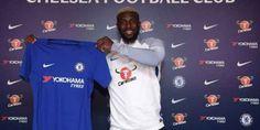 """BAKAYOKO al CHELSEA, accordo fatto per 45 MILIONI Il Chelsea annuncia ufficialmente Tiémoué Bakayoko. Liverpool, Robertson si avvicina: pronta l'offerta all'Hull City per il terzino scozzese. Sanchez vuole lasciare l'Arsenal e dal Cile chiarisce: """"V #bakayoko #chelsea #calciomercato"""