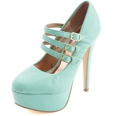 1ede5589f4d7 Charlotte Russe Triple Mary Jane Platform Pumps and other apparel