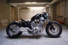 Yamaha virago 535cc bobber