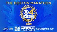 Watch The Boston Marathon Live On CBSBoston.com & WBZ-TV; Listen On WBZ NewsRadio 1030 Boston Marathon, Watch, Live, Clock, Bracelet Watch, Clocks