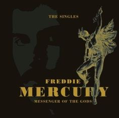 """FREDDIE MERCURY MESSENGER OF THE GODS: THE SINGLES Colored 7"""" Singles Vinyl Box To Be Released September 2 in North America on Hollywood Records"""