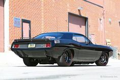 Take a closer look at the 1970 Plymouth 'Cuda featured in Fast and Furious including photos, video and more. Best Muscle Cars, American Muscle Cars, Fast And Furious, Furious 6, Pony Car, Mustang Cars, Pontiac Gto, Car Manufacturers, Plymouth