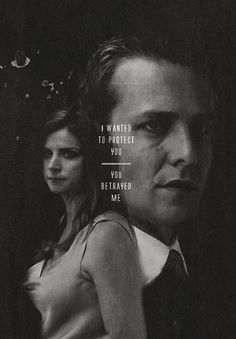 I wanted to protect you ... Suits #suits