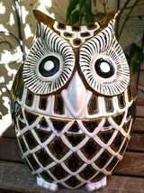 Image detail for -Vintage Owl Cookie Jar added to cart. Only one available in stock Bird Doodle, Owl Art, Vintage Birds, Cookie Jars, Fascinator, Doodles, Antiques, Owls, Madness