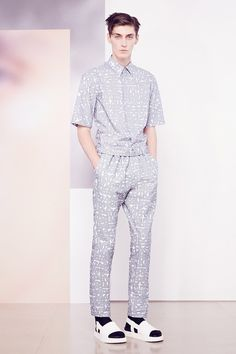 Jil Sander | Spring 2015 Menswear Collection | Style.com