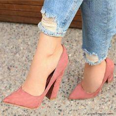 Online Women's Boutique Clothing & Dresses - heels classy Stilettos, Pumps Heels, Stiletto Heels, High Heels, High Sandals, Dream Shoes, Crazy Shoes, Me Too Shoes, Cute Heels