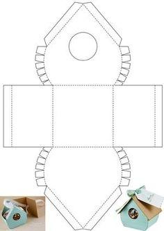 Схемки коробочек, конвертов, 3D открыток и т.п. | 193 photos