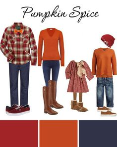 family photo outfits It's been a long while since I've done a What to Wear Wednesday post. So I figured today would be the perfect day to share some fall family outfit ideas! Fall Family Picture Outfits, Family Photo Colors, Family Portrait Outfits, Family Photos What To Wear, Fall Family Pictures, Family Picture Poses, Family Portraits, Family Pics, Family Posing