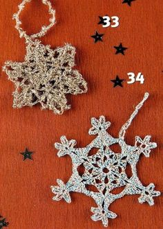 Over 150 free Christmas crochet patterns to suit everyone's needs! Crochet Santa toys, ornaments, stars, garlands, Christmas trees and more! Crochet Angels, Crochet Stars, Crochet Snowflakes, Crochet Cross, Bead Crochet, Free Crochet, Crochet Ornament Patterns, Christmas Crochet Patterns, Crochet Motifs