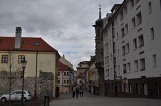 Street Bratislava, Eslovaquia.