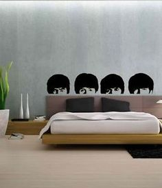 The Beatles Heads Photo Blind. This is wicked and I am obsessed with the Beatles. Living Room Furniture Layout, Home Decor Furniture, Les Beatles, Beatles Gifts, Beatles Party, 70s Home Decor, Music Wall, New Room, Room Decor