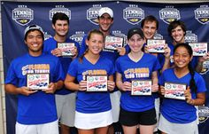The University of Florida took home top honors at the USTA 'Tennis On Campus' Fall Invitational, held Oct. 11-13, 2013 at the Palmetto Dunes Tennis Center in Hilton Head, S.C. Thirty-two co-ed intramural and club tennis teams represented colleges and universities across the country at the open event.