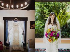 Bride and Bouquet - LVL Events // Cake: Lindsey Sinatra // Floral Design: Larrissa Rehder with Inviting Occasion // Catering: Nicole Schieppati with 24 Carrots // Venue: Rancho Las Lomas // Transportation: Todd Szilagyi // Hair and Makeup: Design Visage // Photographers: Matt & Angie Sloan // DJ: Brian Lee with Elevated Pulse Production // Rentals: Found Vintage Rentals // Linens: Designer Speciality Linens // Wedding Gown: Mon Amie designer Lazaro