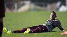 Torino, in allenamento c'è Joe Hart e spunta la bandiera inglese - Corriere…