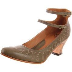 Fluevog heel -I love mine in black!