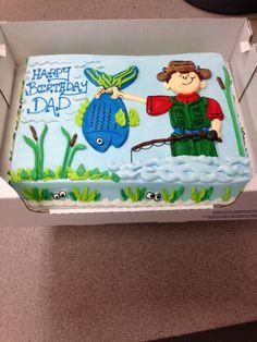 Fishing cake                                                       …