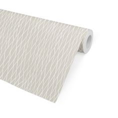 CHAIN LINK BEIGE Peel and Stick Wallpaper By Becky Bailey - 2ft x 16ft