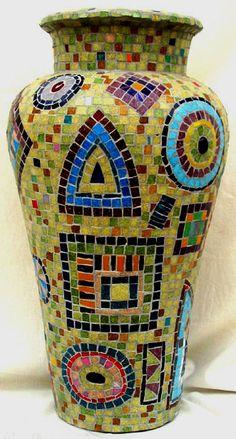 Abstract Vase – Irinia Charny