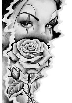 rose Chicano Art