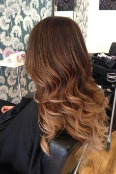 Brown Ombre-Balayage