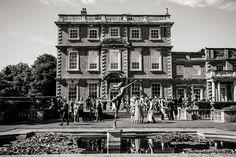 Newby Hall wedding reception