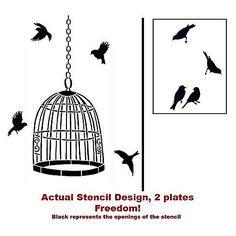 Stencil-mania (pág. 2482)   Hacer bricolaje es facilisimo.com