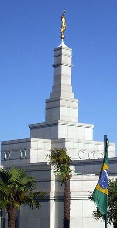 Porto Alegre Mormon Temple