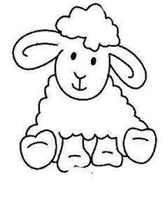 Sheep designs to embroider