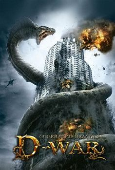 Watch Dragon Wars: D-War Full Movie Streaming HD