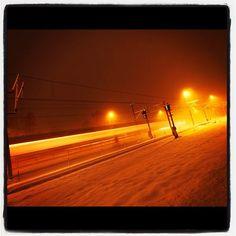 """@suesskindsgd's photo: """"#rhätische#bahn#rhb#domat#ems#licht#graubünden#graubuenden#switzerland#schweiz#bahn#tempo#schnee#morgenstunde"""""""