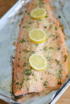 This baked steelhead trout recipe is an easy dinner option and a great alternative to salmon! Loaded with fresh Parmesan cheese, fresh parsley, lemon and garlic, it is sure to become one of your favorite baked fish recipes! Trout Recipes, Cod Recipes, Tilapia Recipes, Seafood Recipes, Game Recipes, Vegan Recipes, Pan Fried Fish, Baked Fish, Baked Salmon