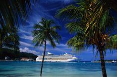 Cruise to the Bahamas.