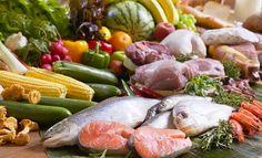 Lista cu alimente sanatoase - GetFIT