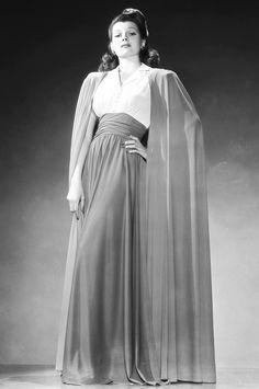 We Had Faces Then — Rita Hayworth, 1941