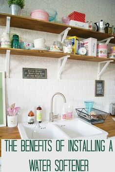 Love the sink. Water Softeners: Why Soft Water Adds to a Chic Lifestyle