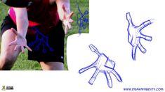 Drawing Hands Tutorial 05